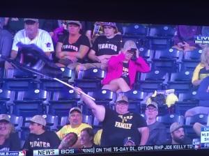 Pirates Fan Pic