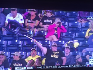 Pirates Fan Pic