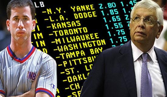 donaghy betting scandal