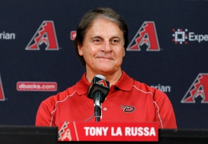 Chief Baseball Officer Tony La Russa