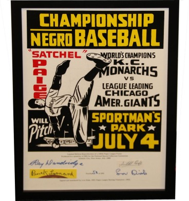 satchel paige will pitch